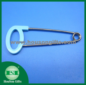 Children safety pin