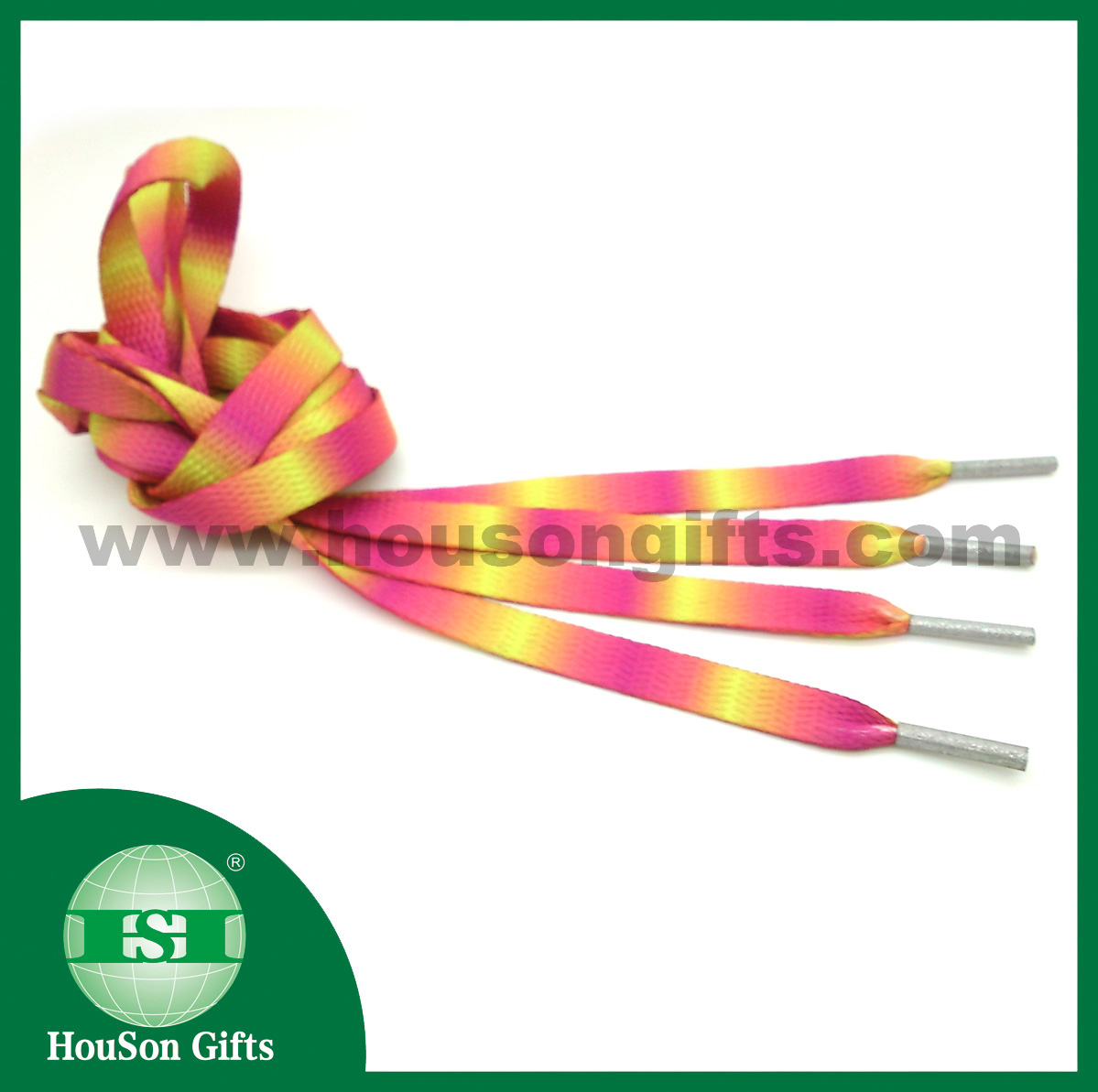 Colored shoelace Factory