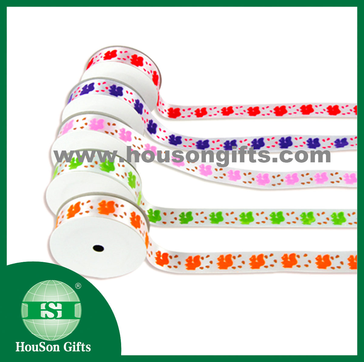 Heated  Christmas  ribbon
