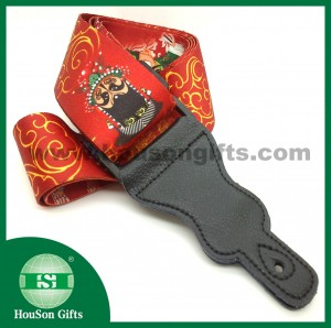 China guitar belt customized