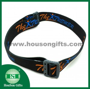 OEM Printed logo headlamp band