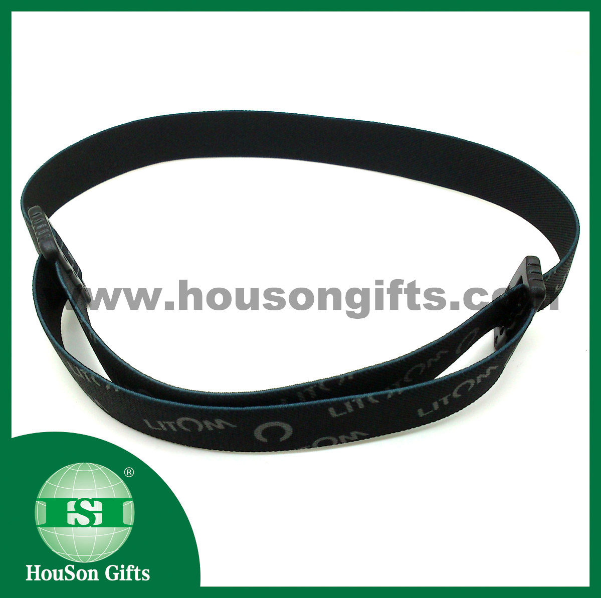 Adjust spandex head lamp strap