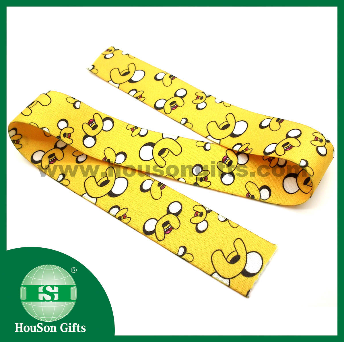 Cute design kids garment elastic band