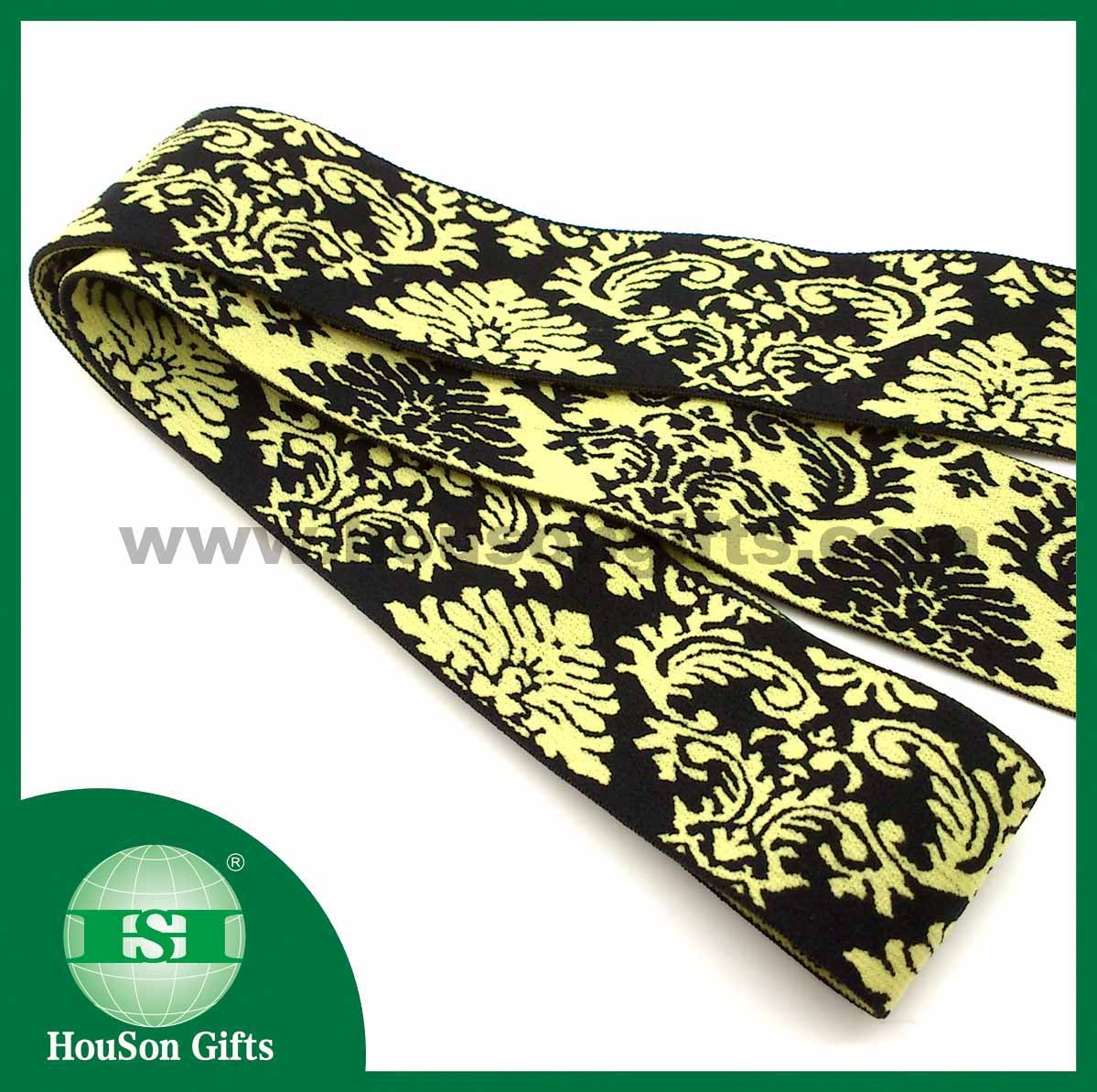 customized jacquard elastic waistband