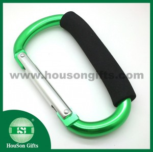 140mm big carabiner hook