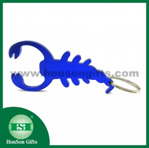 scorpion beer opener custom